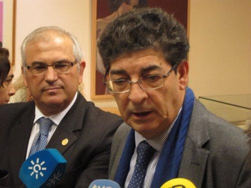 Manuel Parras y Diego Valderas
