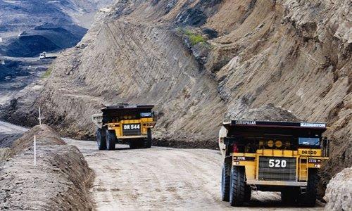 Leighon (Hochtief), Trabajos Mineros