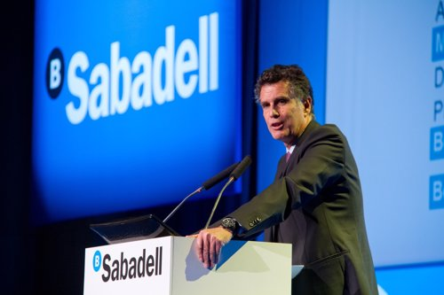 Jaume Guardiola (Banco Sabadell)