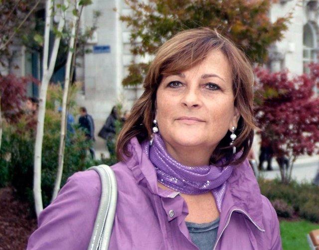 Conchi Solanas, diputada del PRC