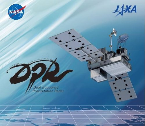 Japan to Launch Int'l Satellite to Measure Global Precipitation