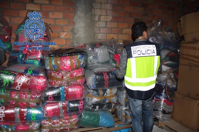 La Policía desarticula la mayor red de falsificación conocida en España