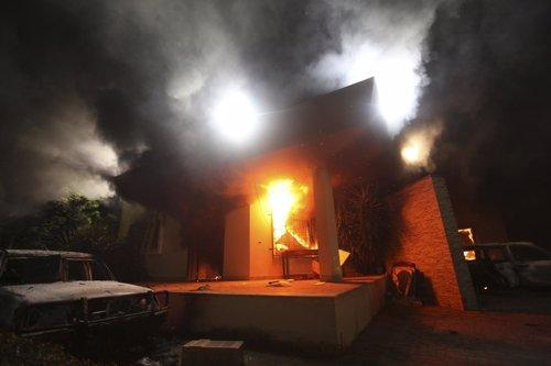 Ataque a la embajada de EEUU en Benghazi