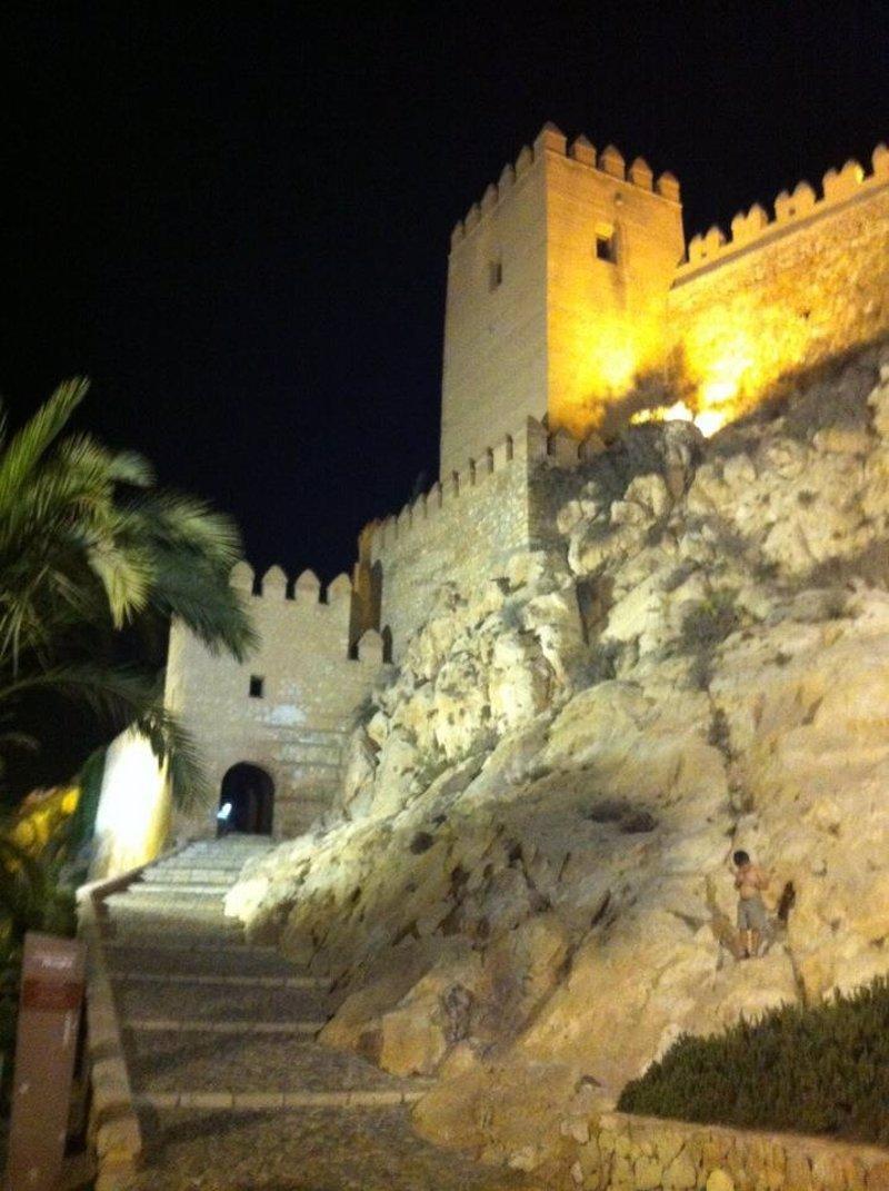 Los espacios culturales gestionados por la junta - Puerta europa almeria ...