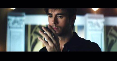 Enrique Iglesias estrena el videoclip de 'El perdedor'