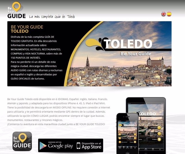 Toledo Be Your Guide