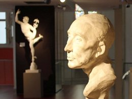 """Foto: Niccolo da Uzzanoren bustoa, Bilboko Berreginen Museoko """"Artelana bere testuinguruan"""" zikloaren hurrengo protagonista (BERREGINEN MUSEOA)"""