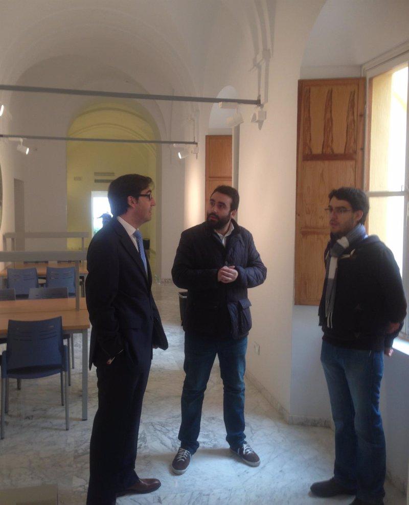 La junta de andaluc a habilita una sala de estudio en las - La sala nueva andalucia ...