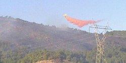 El incendio de Gilet (Valencia) está estabilizado y sin llama y se investiga si fue intencionado o una negligencia