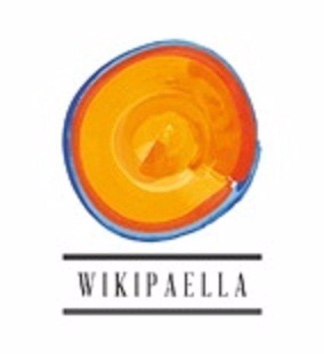 Logotipo de Wikipaella