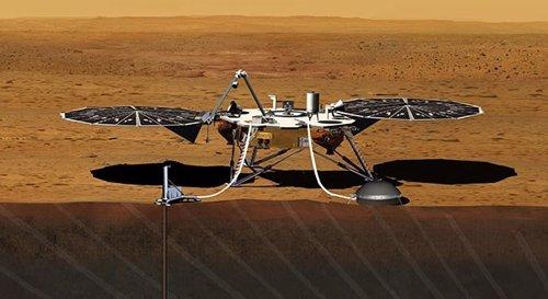 La NASA se alía con Francia para misión a Marte