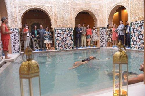Mobili da italia qualit banos arabes cordoba hamman - Hammam al andalus banos arabes ...
