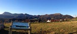 Foto: Ibilbide berria ireki da Euskal Kostaldeko Geoparkean (GIPUZKOAKO FORU ALDUNDIA)
