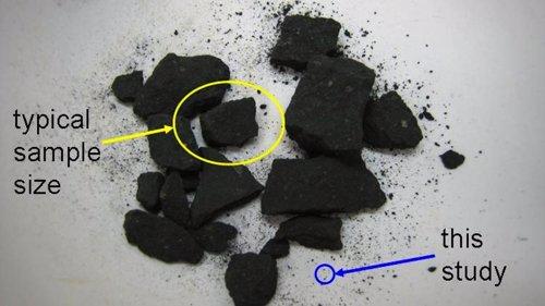 El polvo espacial contiene dos de los componentes esenciales para la vida en la