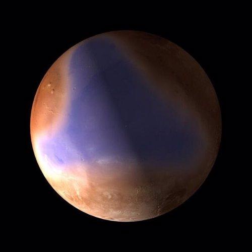 Océano de Marte