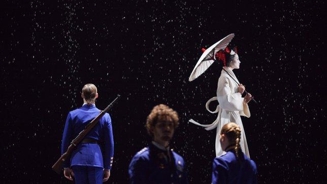 Escena de 'Nippon-Koku'