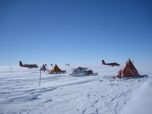Antártida, Glaciar Pine Island