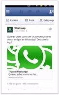 WhatsApp protagoniza una campaña de 'malware' en Facebook