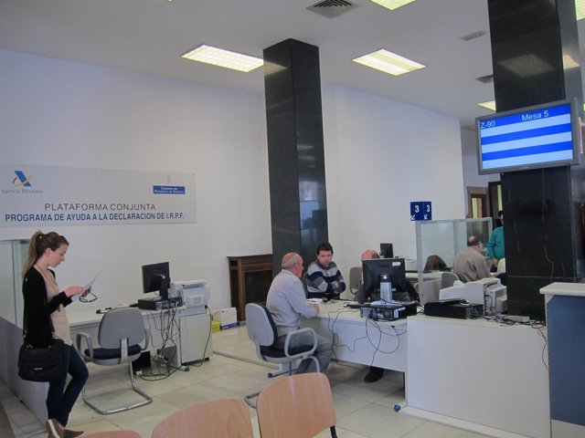 Upyd exige una auditor a anual para la agencia tributaria for Oficina tributaria madrid