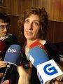 Foto: (AMP) La única diputada de Anova que votó la candidatura nacionalista compromete
