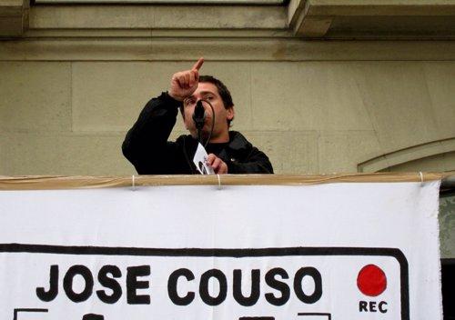 Javier Couso, Hermano Del Fallecido Cámara José Couso