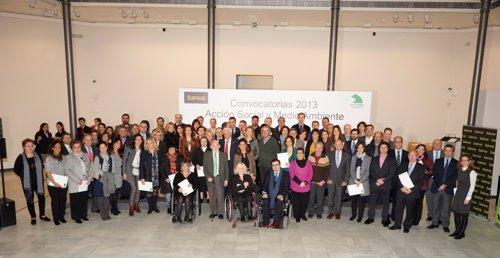 Ayudas Fundación Caja Madrid