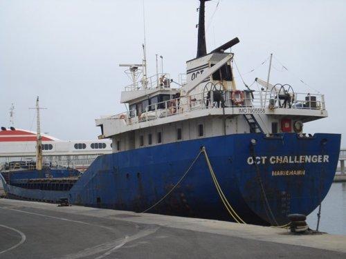 Buque OCT Challenger