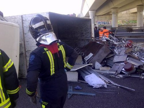 Accidente M45
