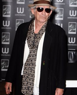 Foto: Keith Richards publicará un libro para niños (GETTY)