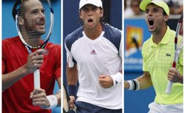 Foto: Tenis/Indian Wells.- Verdasco, Feliciano y Bautista se clasifican para octavos de final (REUTERS/EUROPA PRESS)