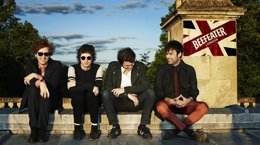 Foto: The Kooks estrenan single: 'Down' (BEEFEATER)