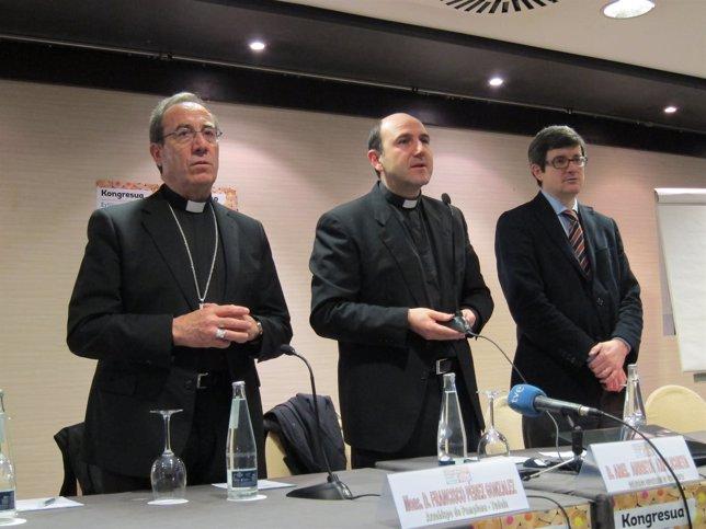 Apertura del congreso sobre la asignatura de religión.
