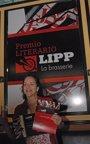 Foto: Mariana Osorio recibe el Premio LIPP La Brasserie de México