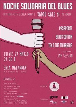 Sevilla cultura la sala malandar acoge el pr ximo 27 for Sala malandar