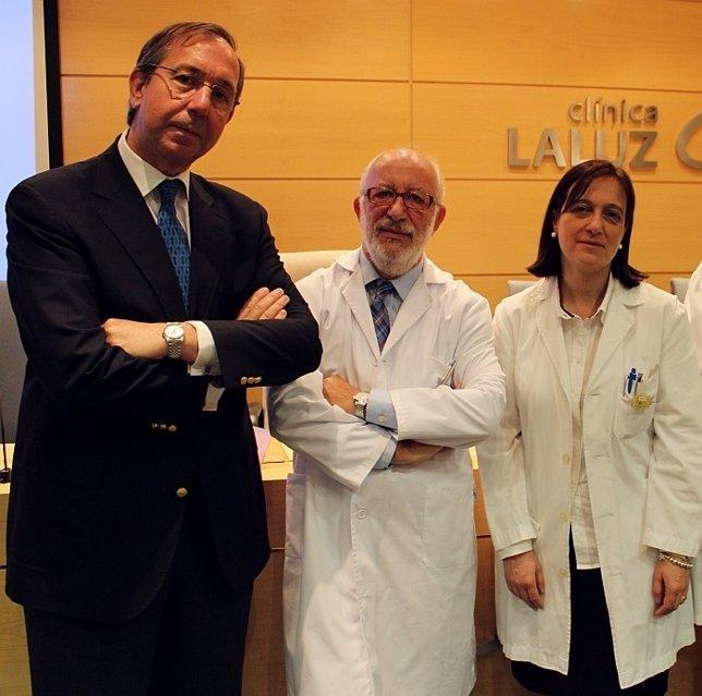 Médicos de la Clínica La Luz