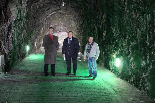 Túnel de Laredo
