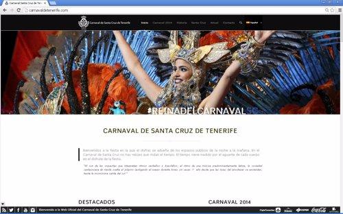 Web del Carnaval