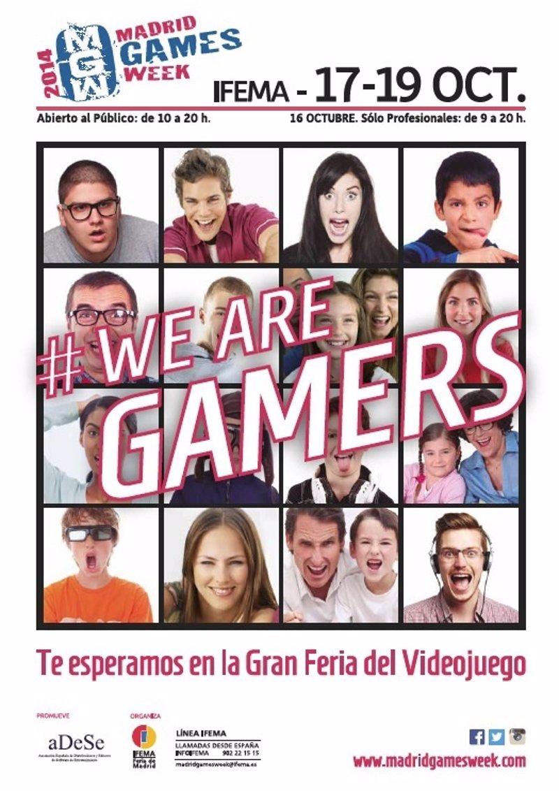 Madrid Games Week 2014 Fotonoticia_20140401143628_800