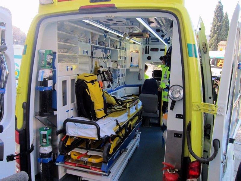 Las ambulancias de transporte sanitario no urgente - Transporte islas baleares ...
