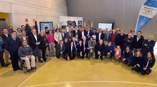 Presentanción Museo Deporte al sector