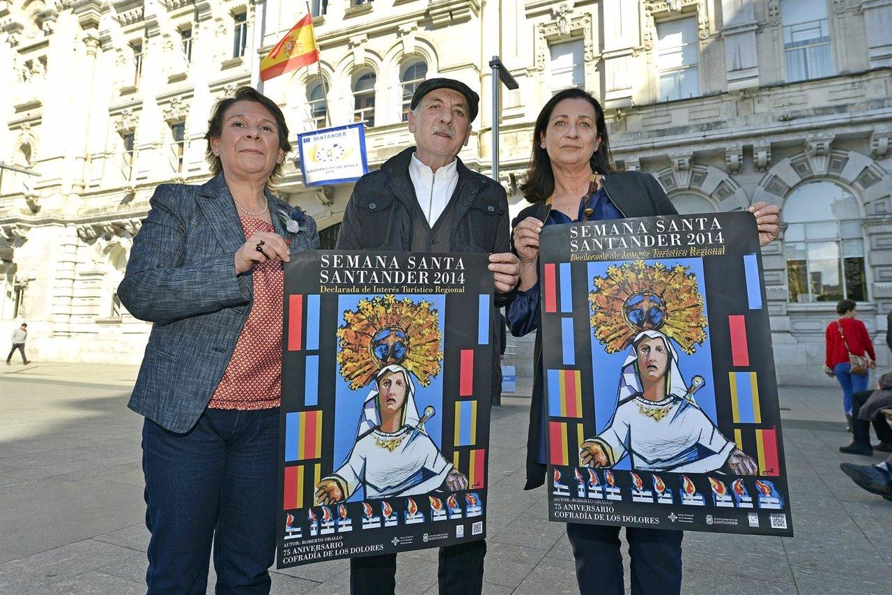Cantabria s santa doce cofrad as y 26 pasos - Cocina economica santander ...