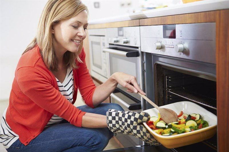 Cocinar de forma segura for Comidas rapidas sin cocinar