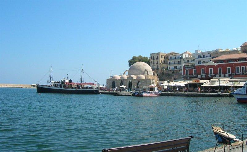 Baños Turcos La Marina:Canea, un recuerdo veneciano en Grecia