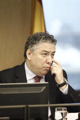 El secretario de Estado de la Seguridad Social, Tomás Burgos