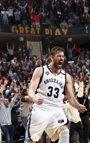 Foto: Los Grizzlies siguen soñando con los 'play-offs'