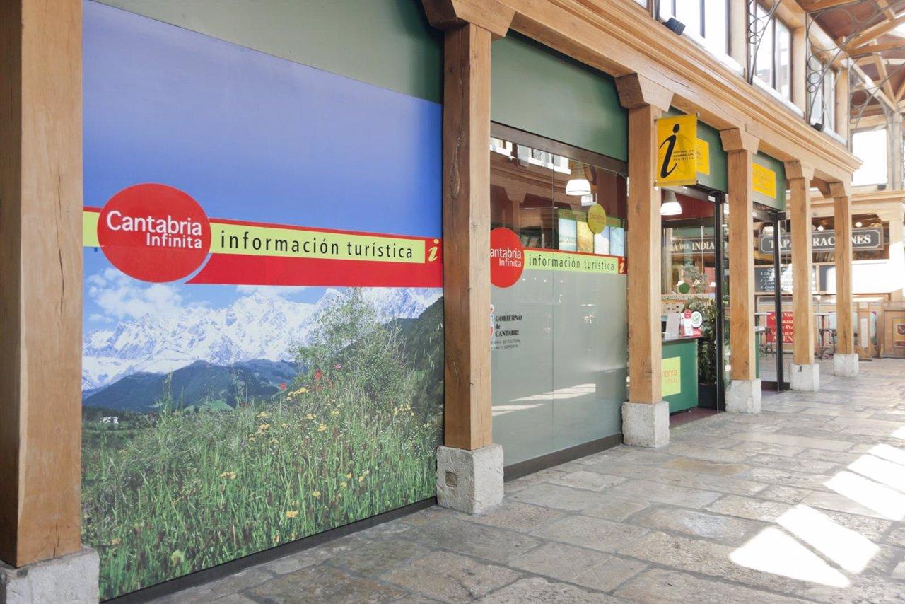 el gobierno abre las oficinas de turismo de unquera y
