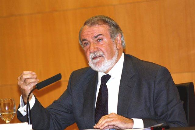 Jaime Mayor Oreja, en imagen de archivo.