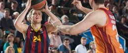 Foto: Crónica del FC Barcelona - Galatasaray, 84-63 (HTTP://WWW.EUROLEAGUE.NET/)