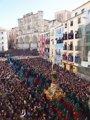 Foto: Cuenca luce sus Turbas después de dos años sin salir por el mal tiempo