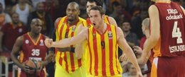Foto: Crónica del Galatasaray - FC Barcelona, 75-78 (HTTP://WWW.EUROLEAGUE.NET/)